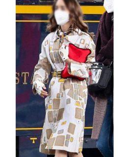Emily In Paris Season 2 Lily Collins Coat