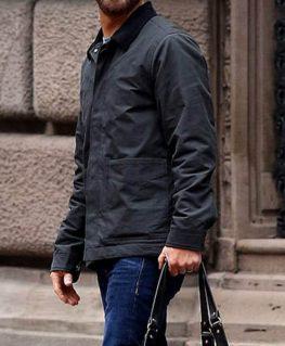False Positive Justin Theroux Jacket