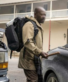 Fear The Walking Dead S04 Morgan Jones Coat