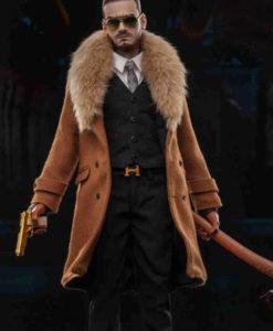 Gangsters Kingdom Spade David Coat