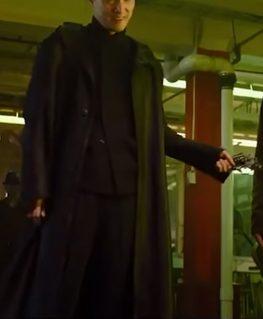 Snake Eyes: G.I. Joe Origins Kenta Coat