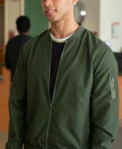 Love, Victor Season 02 Andrew Bomber Jacket