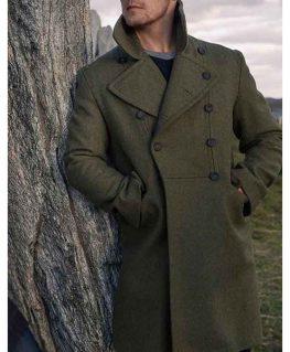 Men in Kilts Sam Heughan Coat