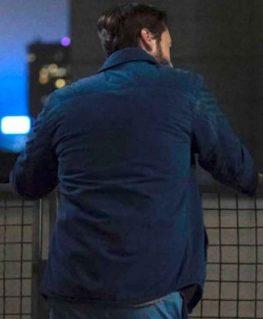 New Amsterdam S03 Ryan Eggold Jacket