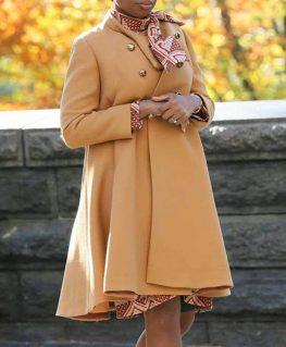 Respect 2021 Aretha Franklin Flare Coat