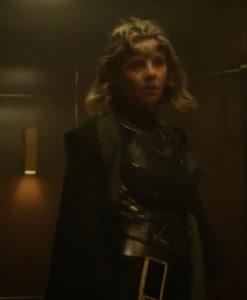 Loki (2021) Sylvie Coat