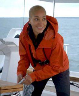 The Beast Must Die Frances Cairnes Orange Jacket