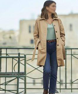 To Catch a Spy Chloe Day Coat