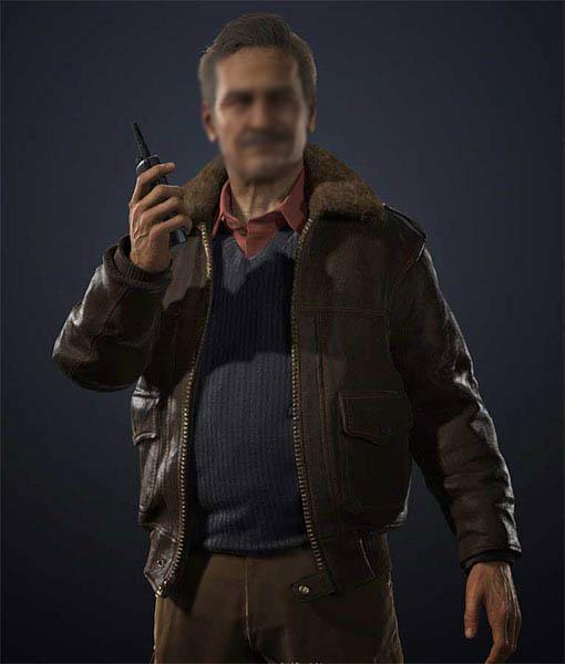 Victor Sullivan Uncharted 4 Jacket