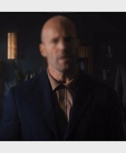 Wrath of Man H Blue Blazer