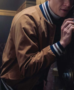 Army of Thieves Ludwig Dieter Bomber Jacket