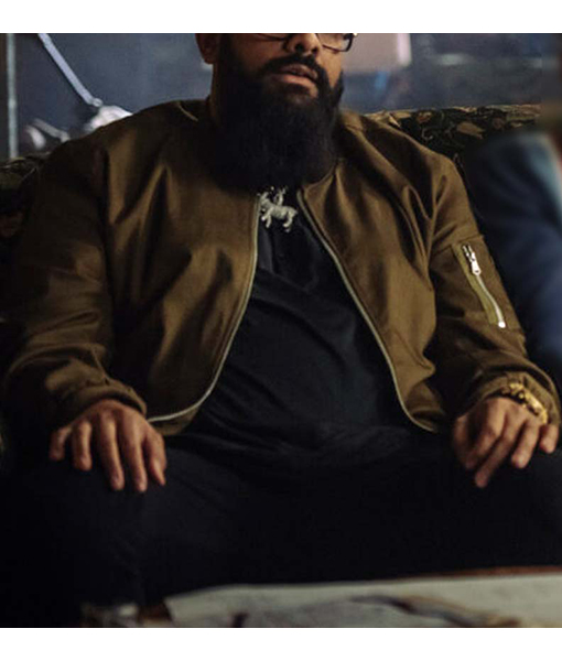 Army of Thieves Rolph Bomber Jacket