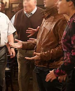 Brooklyn Nine-Nine Jake Peralta Brown Jacket