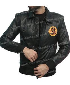 Cobra Kai Johnny Lawrence Leather Jacket