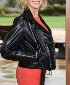 Grease Sandy Leather Jacket