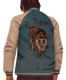 Judgement Tiger Jacket