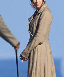 Persuasion Anne Elliot Brown Coat