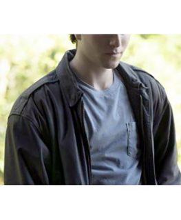 Stargirl Rick Tyler Bomber Jacket