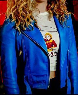 Stargirl S02 Courtney Whitmore Leather Jacket