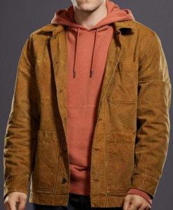 Stargirl S02 Rick Tyler Brown Jacket