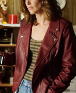 Stumptown S02 Dex Parios Leather Jacket