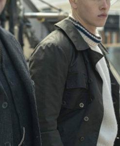 The King's Man Conrad Black Jacket
