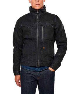 The Republic Of Sarah Grover Sims Black Jacket