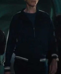 The Suicide Squad Gaius Grieves Bomber Jacket