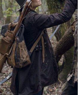 The Walking Dead Season 11 Maggie Rhee Coat
