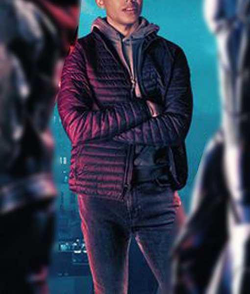 Titans S03 Tim Drake Puffer Jacket