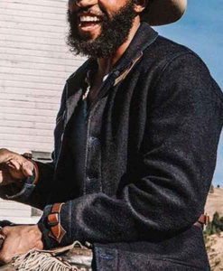 Yellowstone Colby Wool Cowboy Jacket