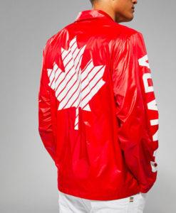 Olympic 2021 Team Canada Jacket