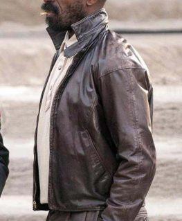 The Chi Reg Taylor Brown Jacket