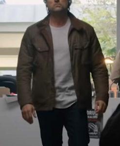 Virgin River S03 Jack Sheridan Cotton Jacket