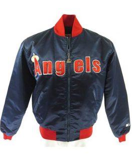 80s California Anaheim Angels Jacket