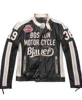 American Night Vincent Leather Jacket