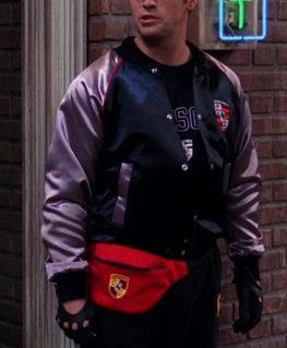 Friends Joey Tribbiani Varsity Jacket