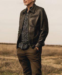 Goliath Billy McBride Leather Jacket