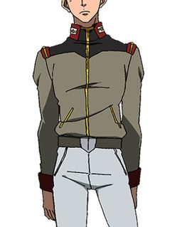 Jona Basta The Gundam Pilot Jacket