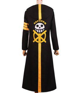 One Piece Corazon Coat
