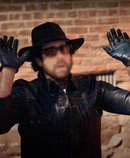 The Equalizer S02 Harry Keshegian Leather Jacket