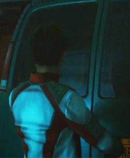 Titans S03 Gar Logan Leather Jacket