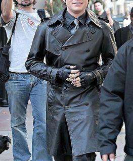 Adam Lambert Double Breasted Coat