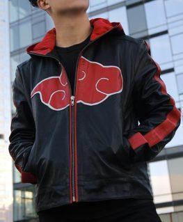 Akatsuki Uchiha Itachi Costume Jacket