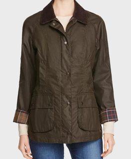 Big Sky Cassie Dewell Cotton Jacket