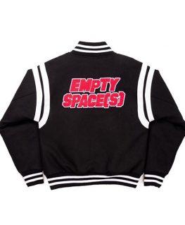 Empty Spaces Letterman Jacket