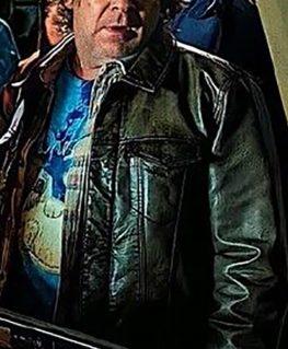 Halloween Kills Lonnie Elam Leather Jacket