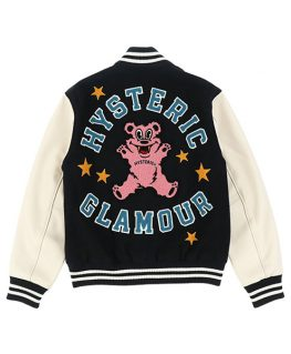 Hysteric Glamour Letterman Jacket