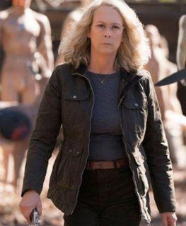 Laurie Strode Halloween Kills Jacket