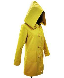 Little Nightmares Six Yellow Coat